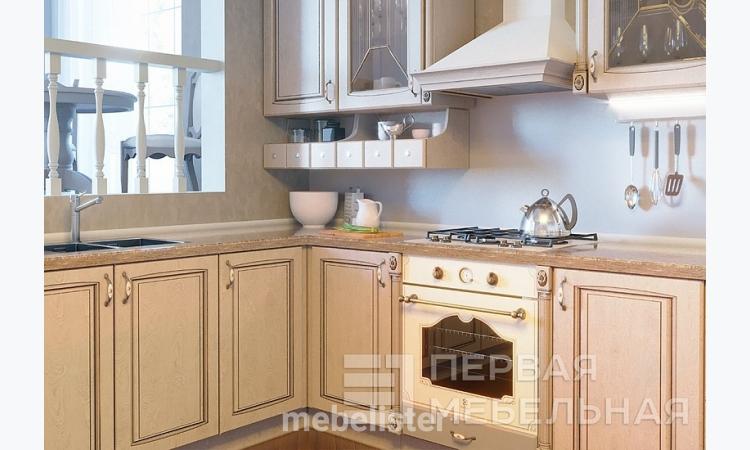 Кухня «Позитано» от Первая Мебельная. Кухни